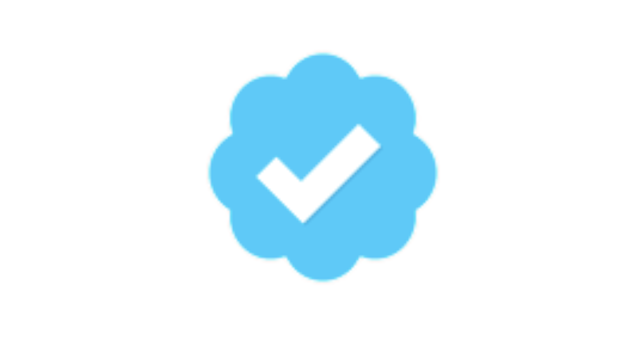 Twitter Verified Icon #175274.