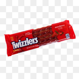 Twizzlers Strawberry Twists Candy PNG and Twizzlers.