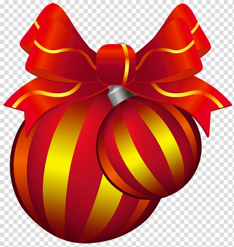 Red bauble , Christmas decoration Christmas ornament.