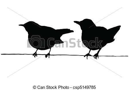 Two birds Illustrations and Clipart. 5,684 Two birds royalty free.