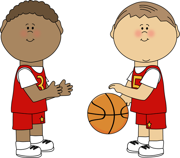 Two boys playing clipart » Clipart Portal.