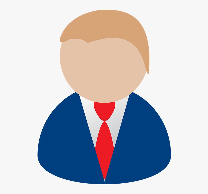 Man, Cartoon, Suit, Businessman, Person, Manager, Male.