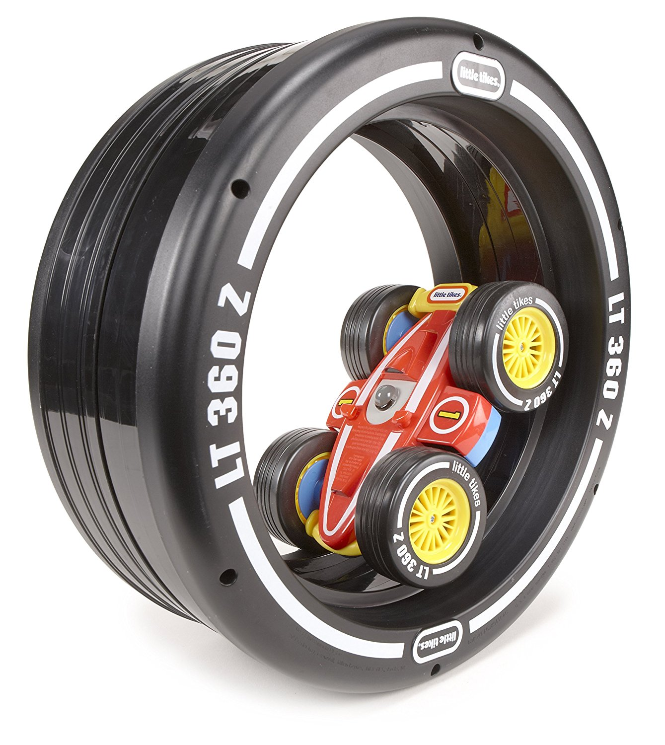 Amazon.com: Little Tikes RC Tire Twister Toy: Toys & Games.