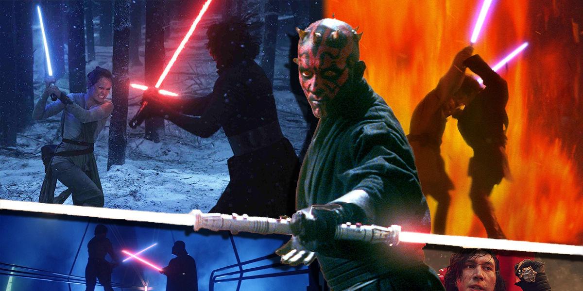 Star Wars: The 11 best lightsaber battles, including The.