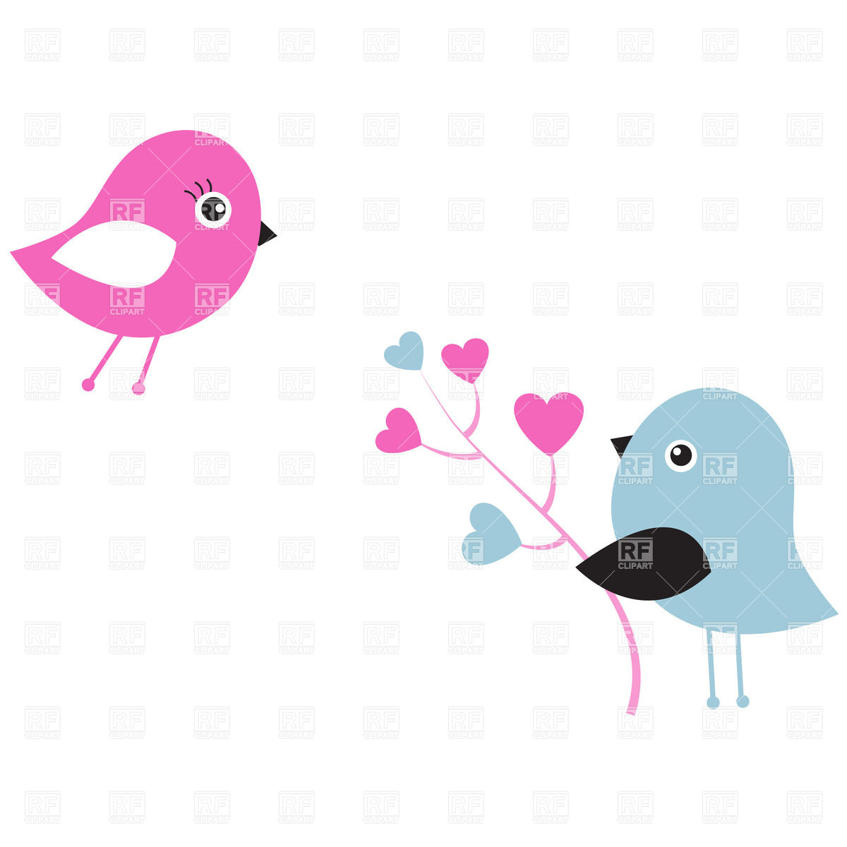 Showing post & media for Cartoon valentines day birds.