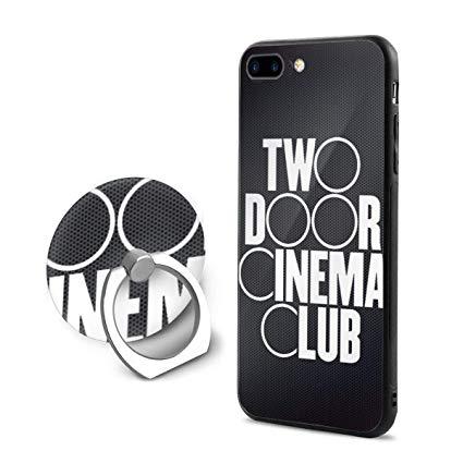 Amazon.com: Anita M Tapia Two Door Cinema Club Logo iPhone 7.