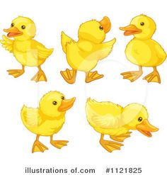 Ducks love clipart.