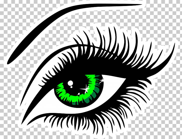 Eyelash extensions , others PNG clipart.