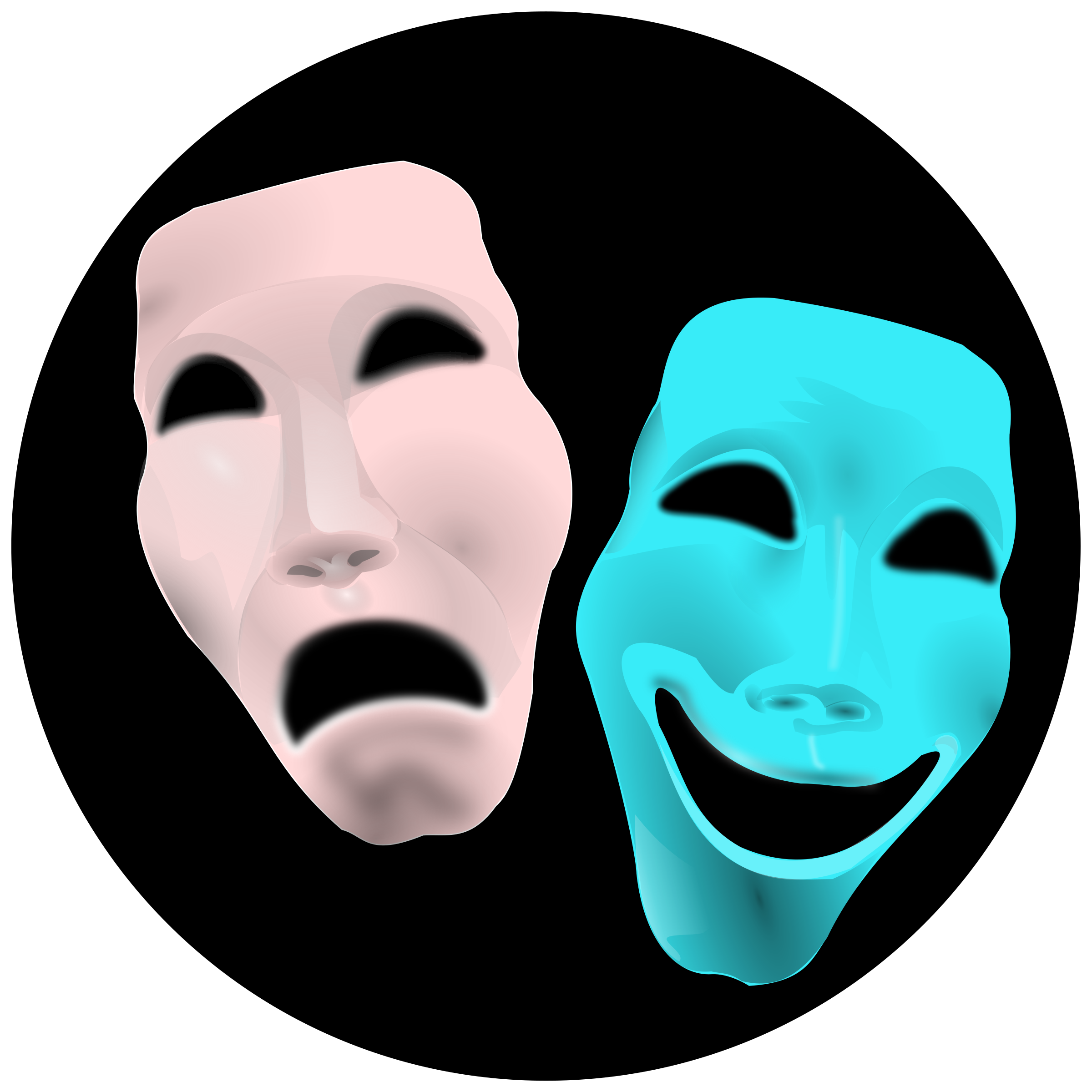 People clipart two faced, People two faced Transparent FREE.