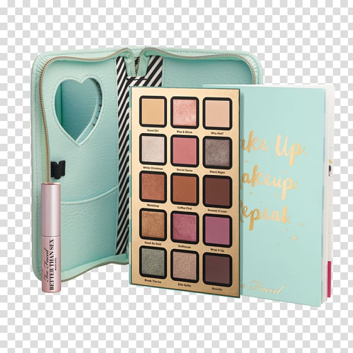 TOO FACED Pretty Little Planner Too Faced Boss Beauty Lady.
