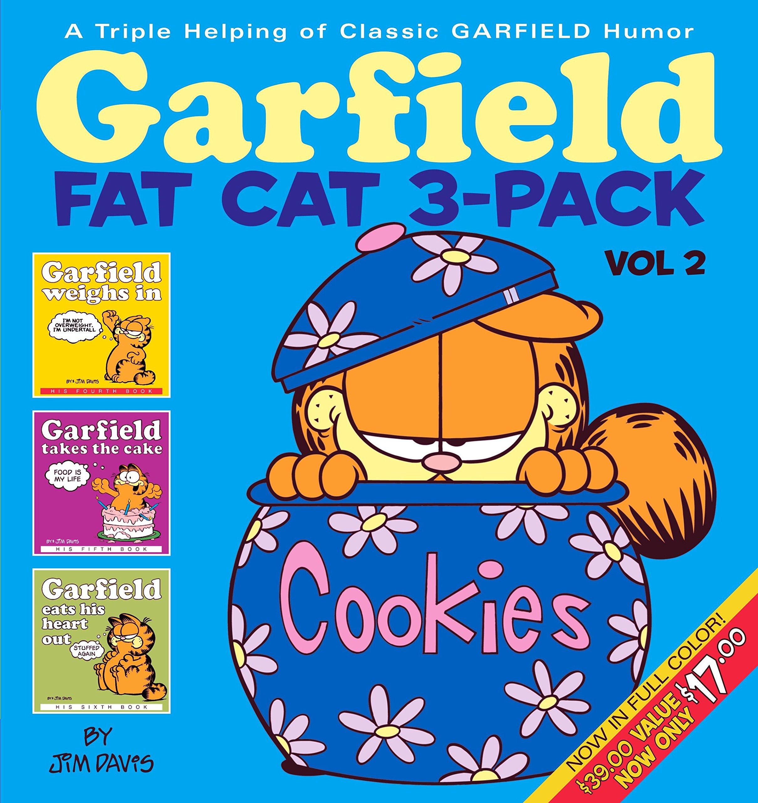 Garfield Fat Cat 3.
