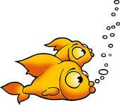 Two fish Stock Illustration Images. 932 two fish illustrations.