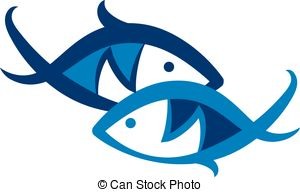 Two fish Clip Art Vector and Illustration. 1,297 Two fish clipart.