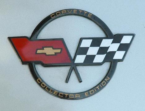 A Visual History of Corvette Logos, Part 2.