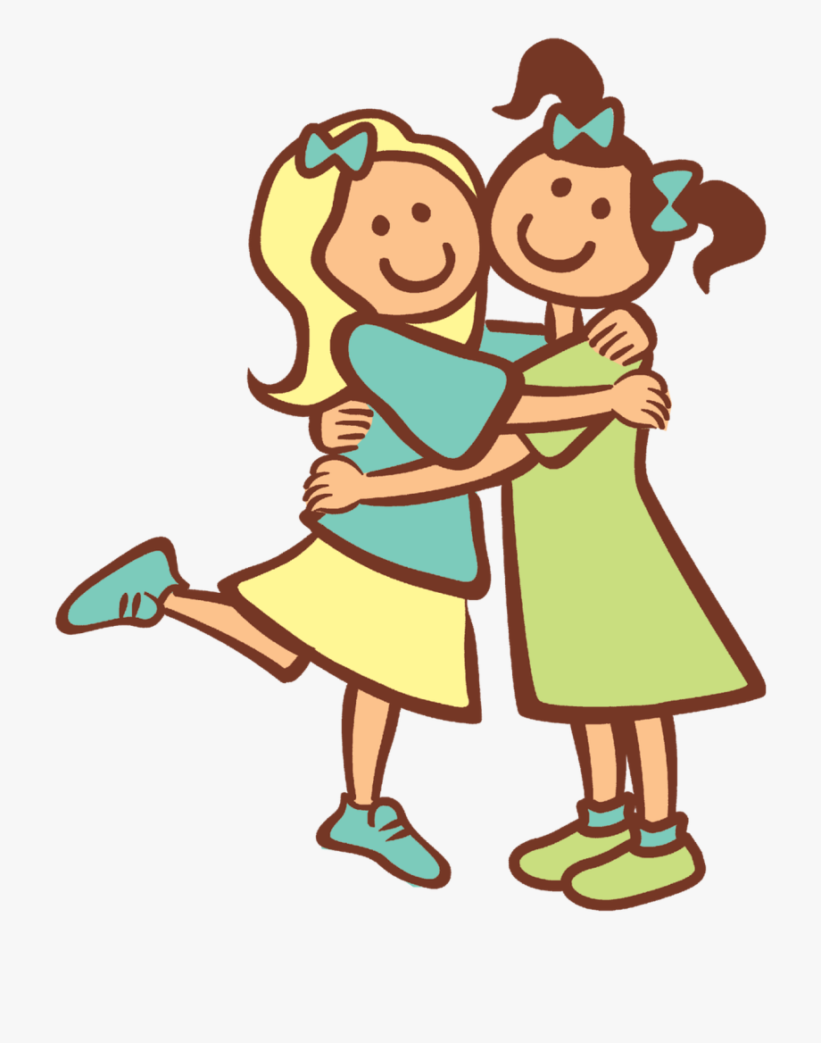 Fridge Clipart Hugging.