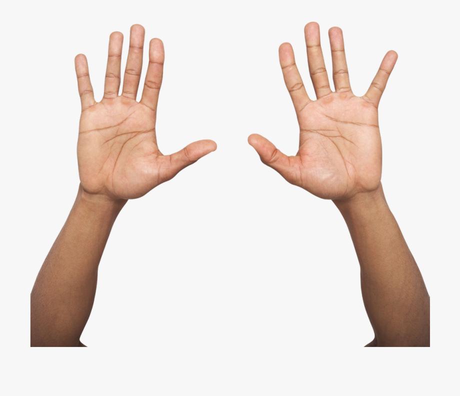 Finger Clipart Hand Palm.