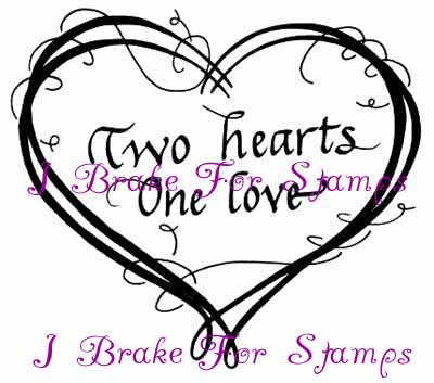 Two Hearts One Love.