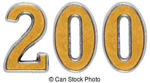 Number 200 Illustrations and Clipart. 125 Number 200 royalty free.
