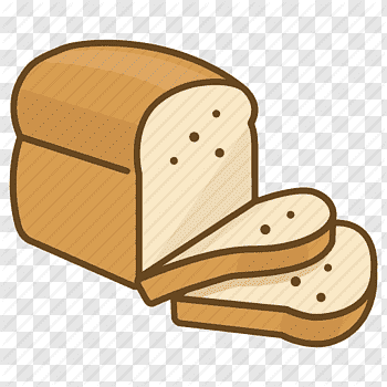 Bread Toast cutout PNG & clipart images.