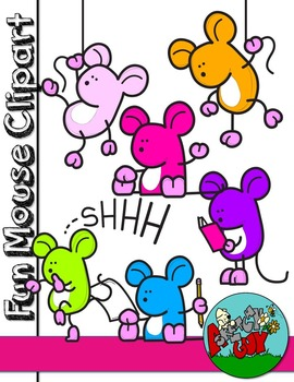 Mouse / Mice Free / Freebie Clipart.