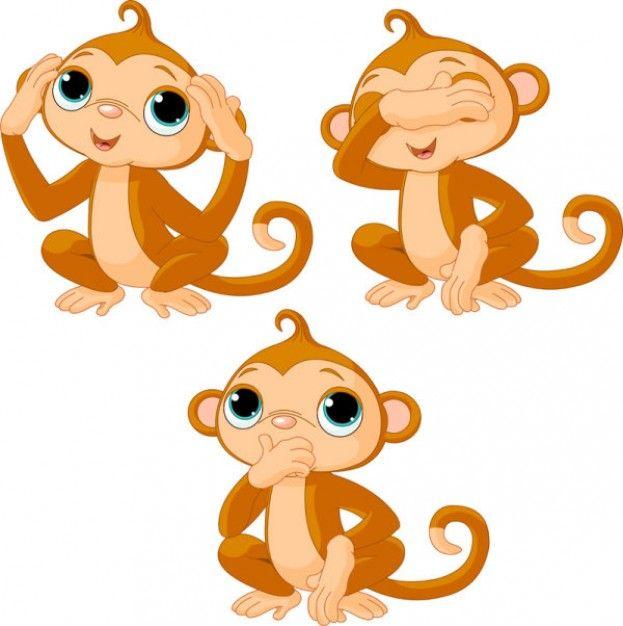 Showing post & media for Two monkeys cartoon.