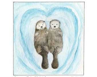 Popular items for sea otters on Etsy.