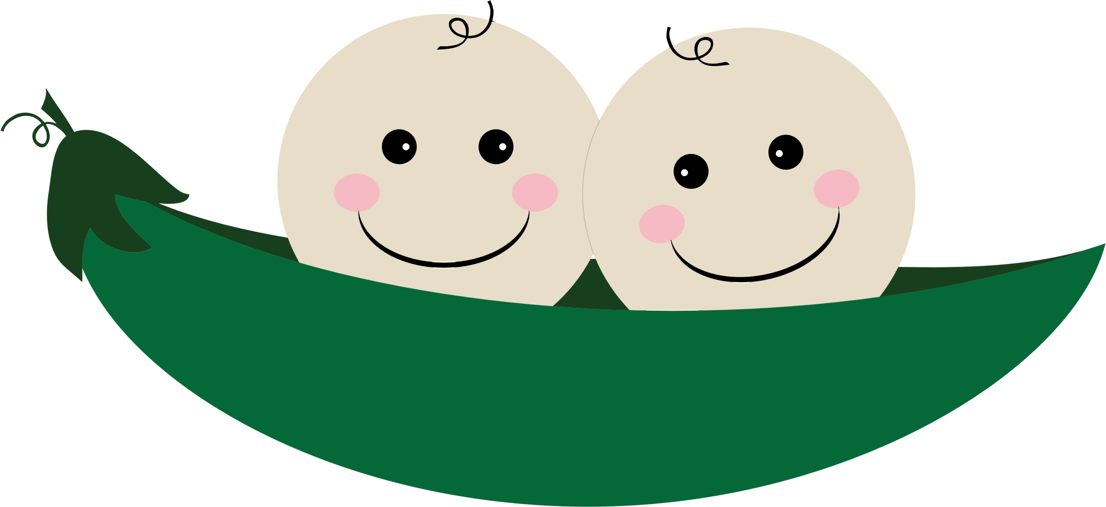 Two Peas In A Pod PNG Transparent Two Peas In A Pod.PNG.