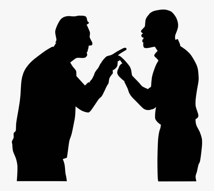 Png 2 Black People Arguing.