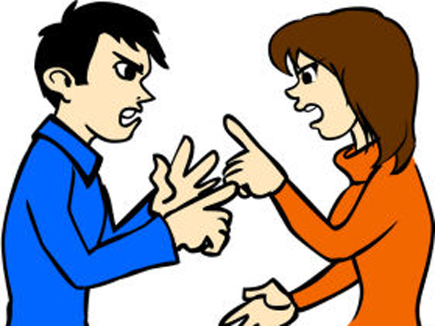 Free Two People Arguing, Download Free Clip Art, Free Clip.