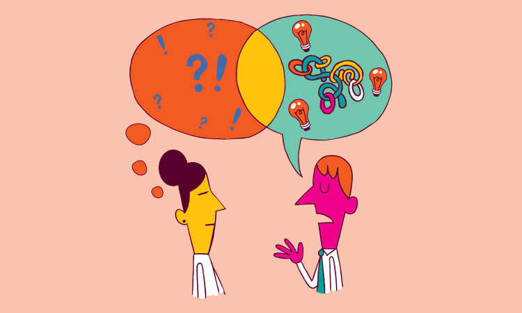 4 tips for talking to people you disagree with.