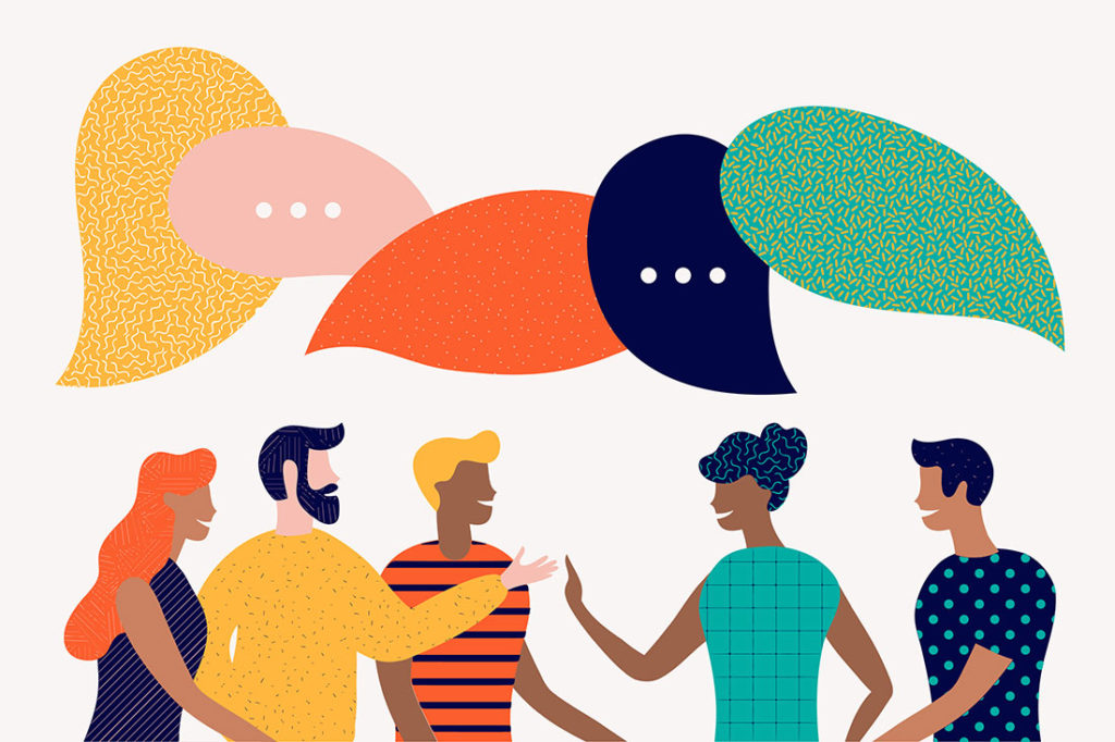 6 Tips to Rule the Art of Conversation.