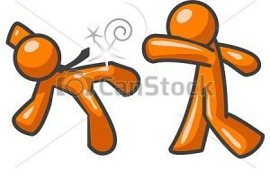 Two people fighting clipart » Clipart Portal.
