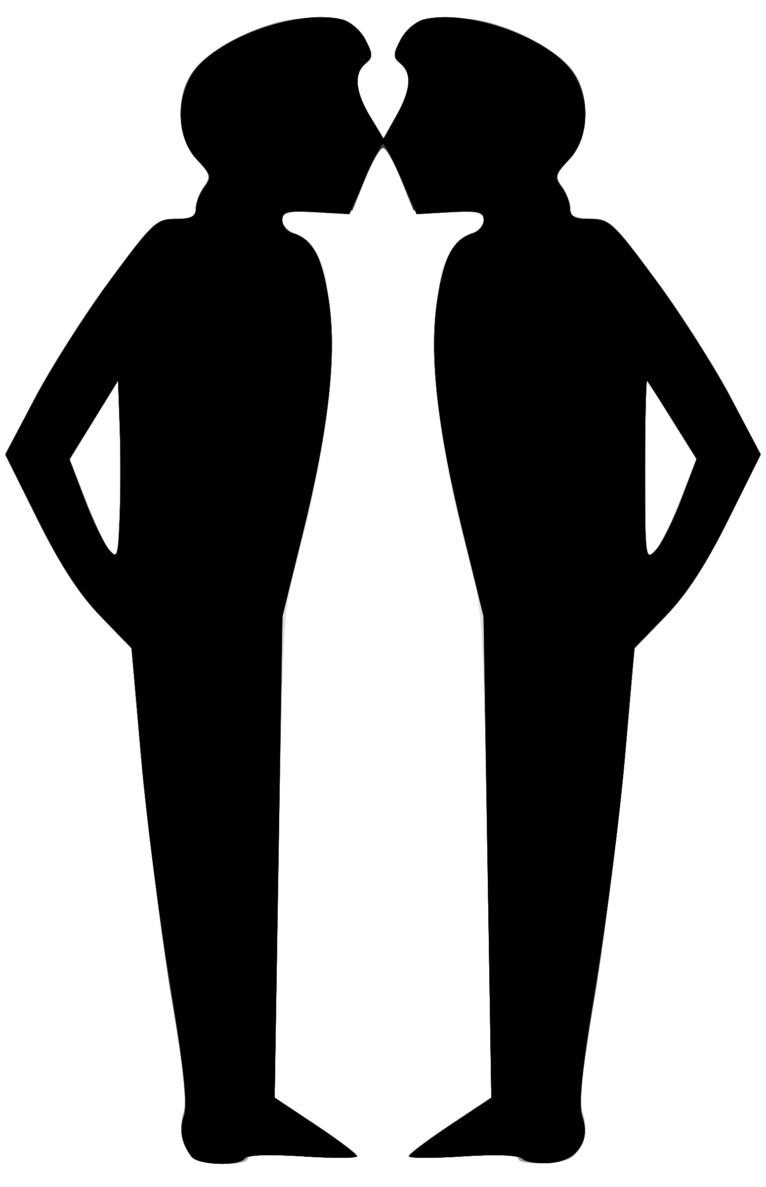 40667 People free clipart.
