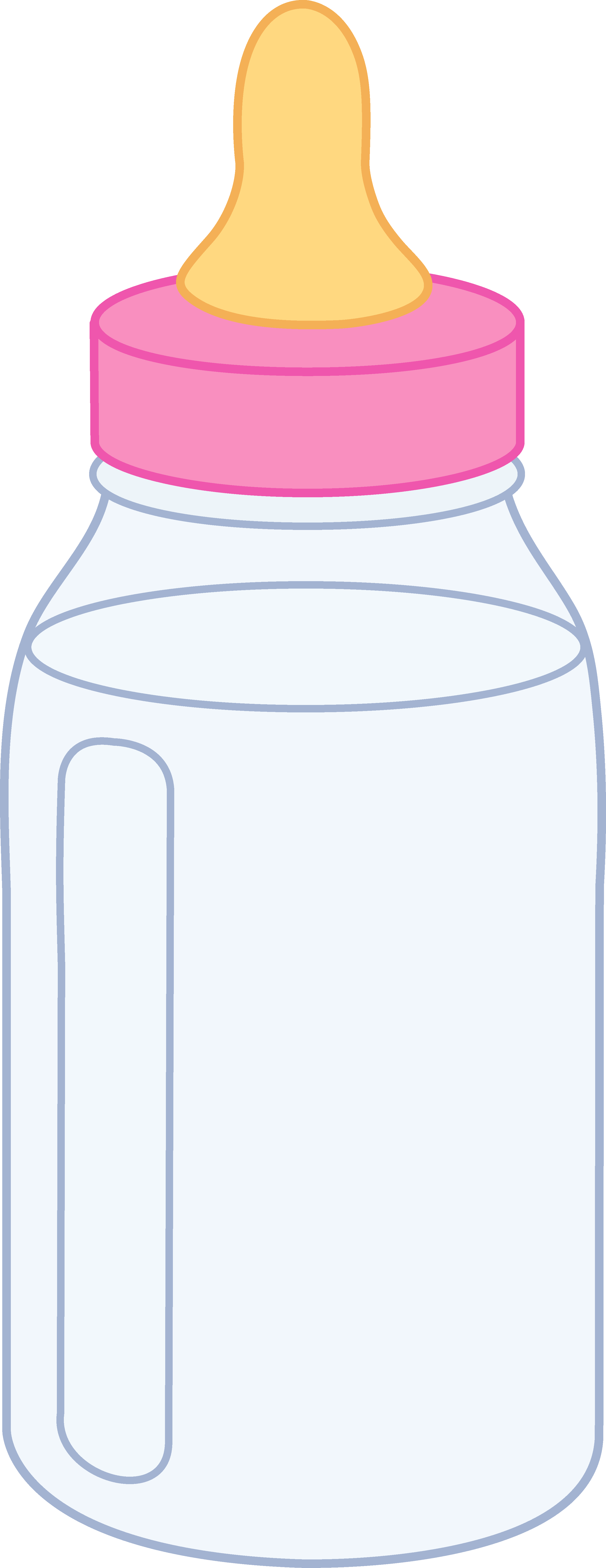 Baby Bottle 2 Clip Art at Clipart library.