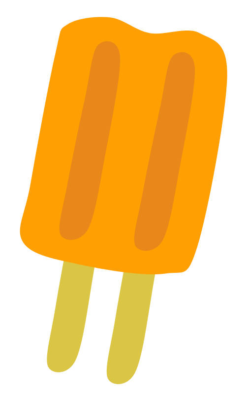 Popsicle Clipart Transparent.