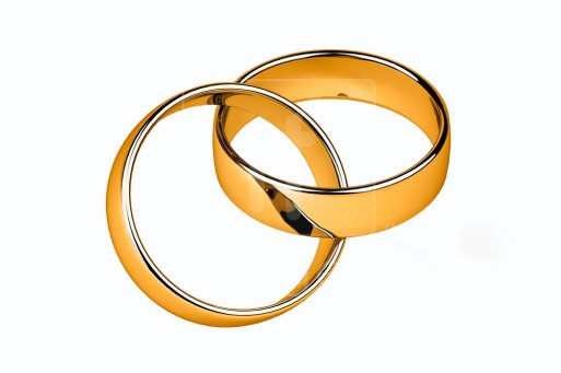 Library of vector transparent double wedding rings png files.