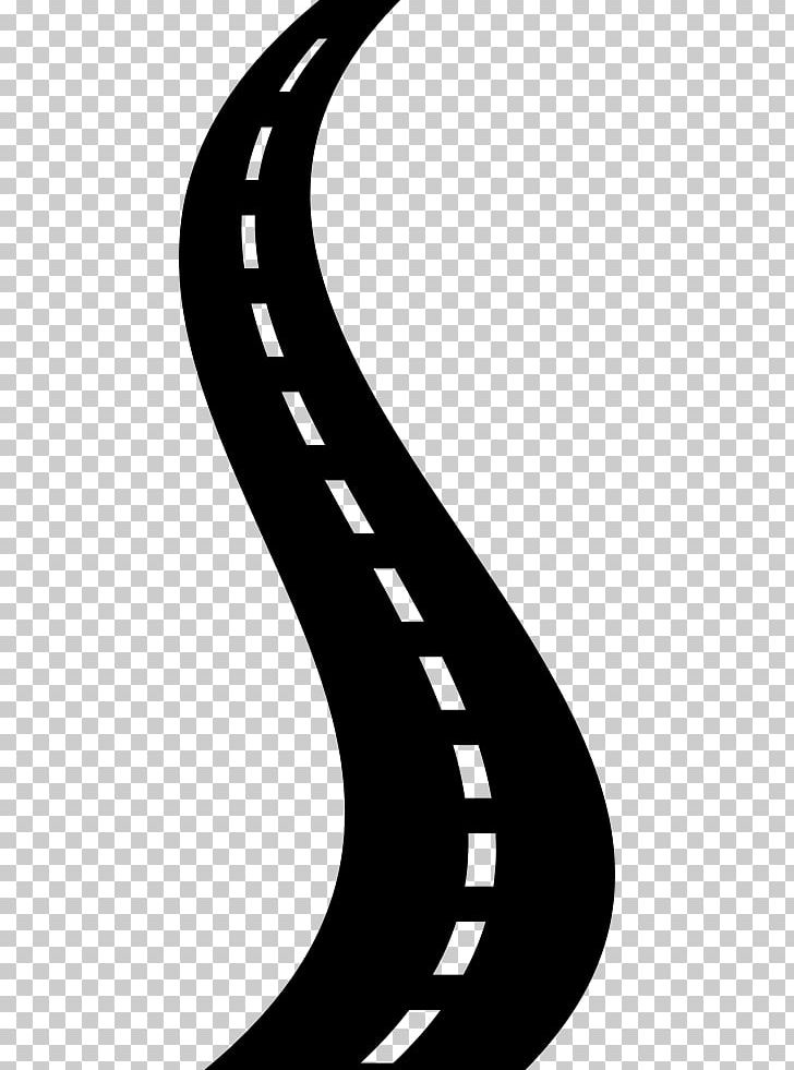 Road Curve PNG, Clipart, Asphalt Concrete, Black, Black And.