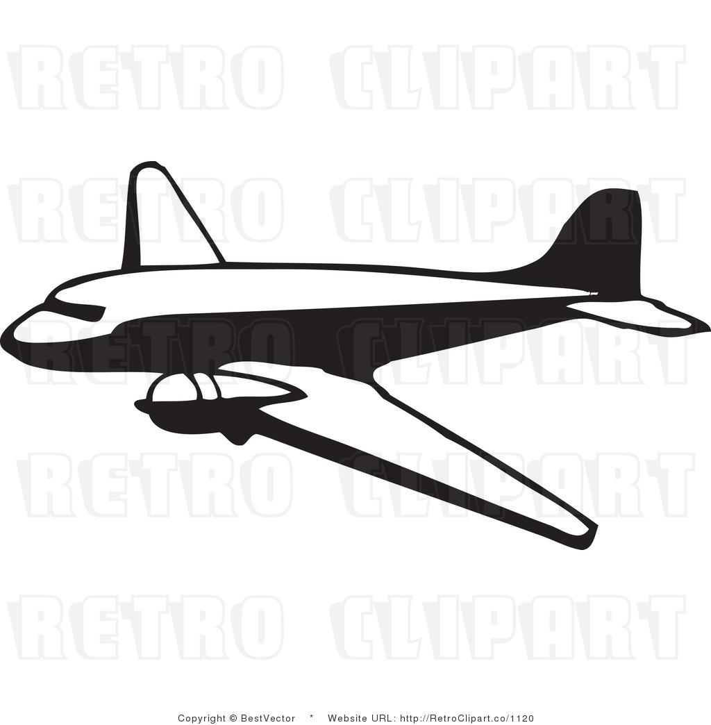 Clipart plane stock free.