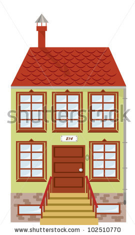 Two Storeys Clipart