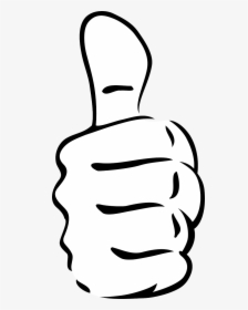 Transparent Two Thumbs Up Clipart.