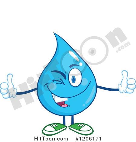 Showing post & media for Cartoon water drop clip art.