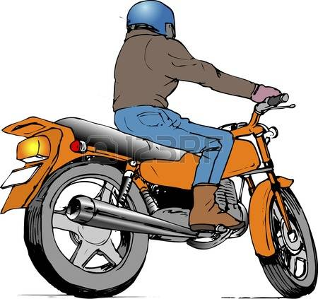 105 Two Wheeled Stock Illustrations, Cliparts And Royalty Free Two.