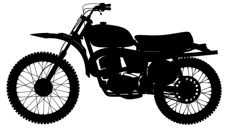 Two wheeler clipart 5 » Clipart Station.