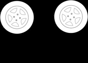 Wheel 2 Clip Art at Clker.com.