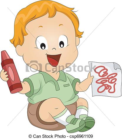 Two Year Old Clipart.