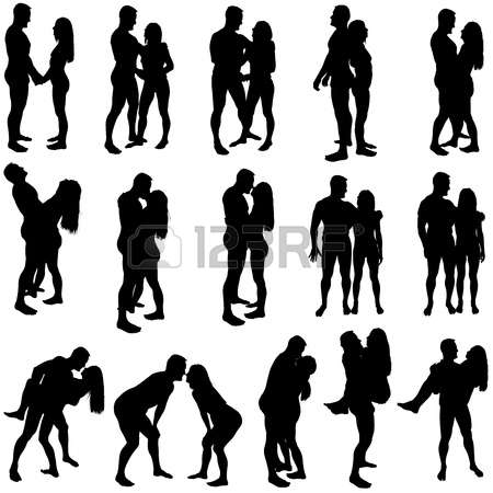 213 Twosome Cliparts, Stock Vector And Royalty Free Twosome.