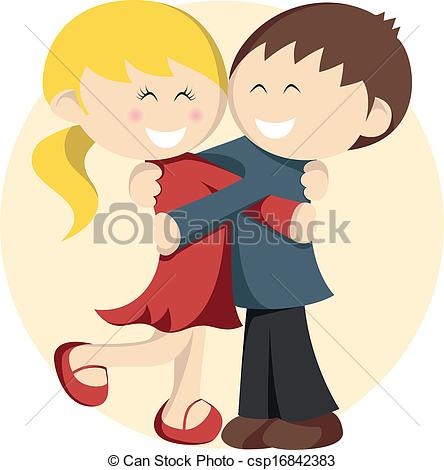 Twosome Illustrations and Clipart. 176 Twosome royalty free.