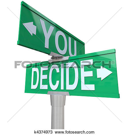 Clip Art of Choose Two.