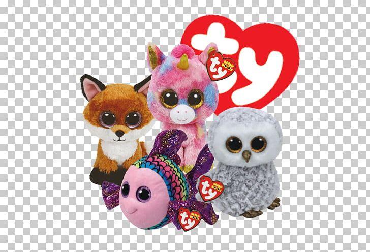 Stuffed Animals & Cuddly Toys Ty Inc. Beanie Buddy Plush PNG.