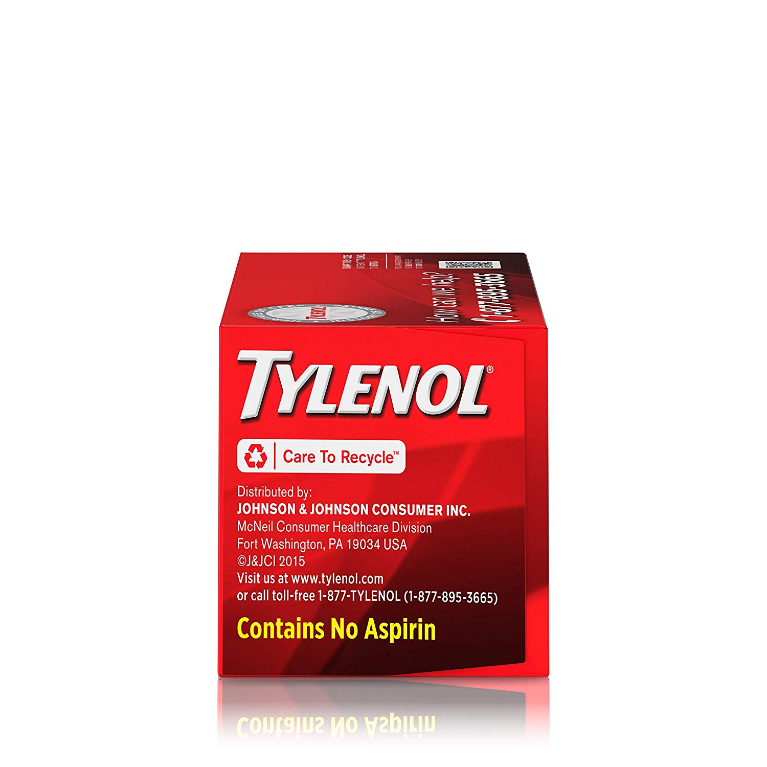 Amazon.com: Tylenol Extra Strength Caplets with 500 mg.